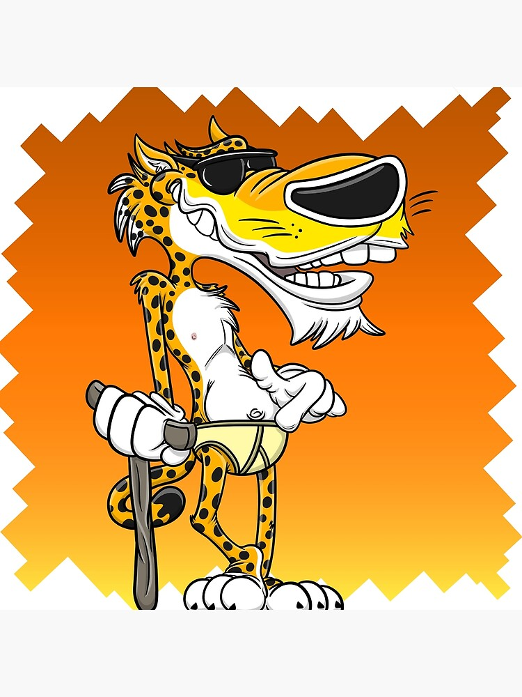 Cheesy Chester by ZoopShop