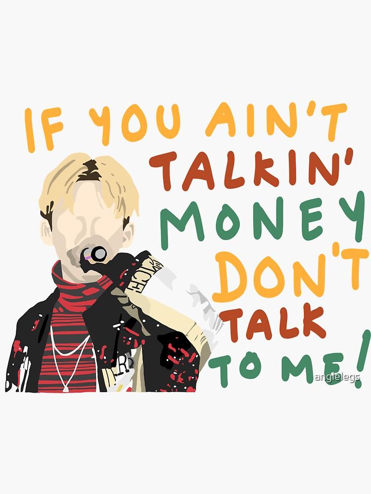 Choi Hyunsuk Wenn du nicht mit Geld redest, rede nicht
