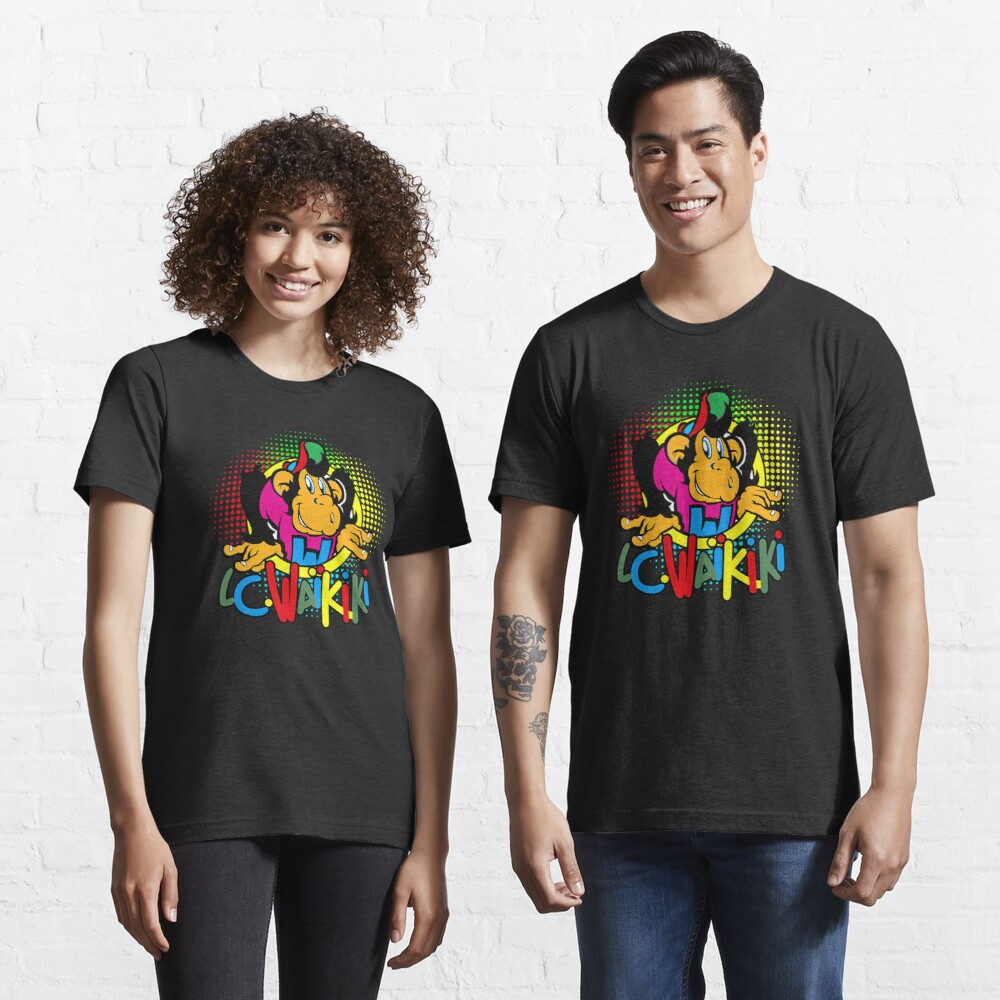 Soldes LC Waikiki Maroc T-shirt imprimé à motifs en soi 44Dhs