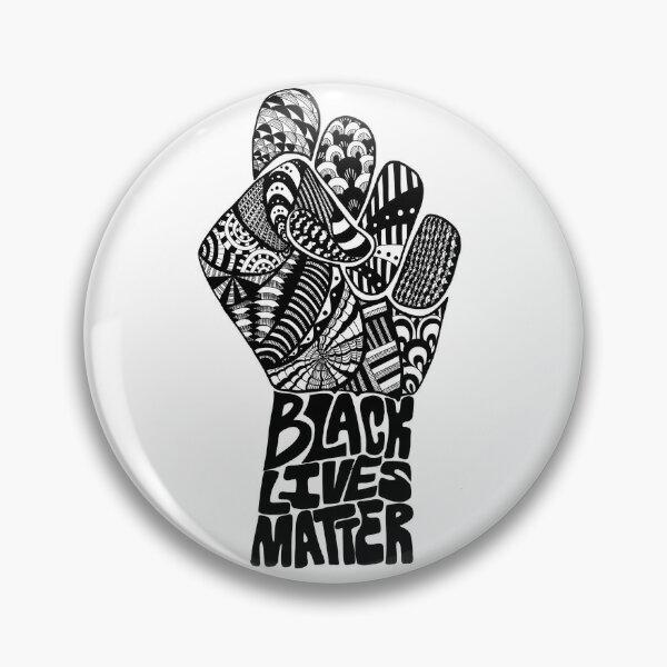 Black Lives Matter - B Pin