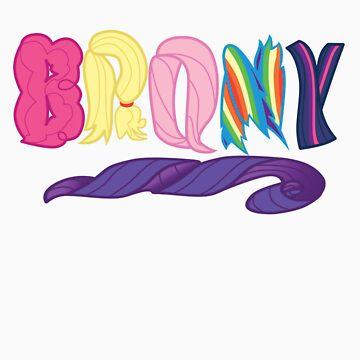 Brony Tails by haleyclark