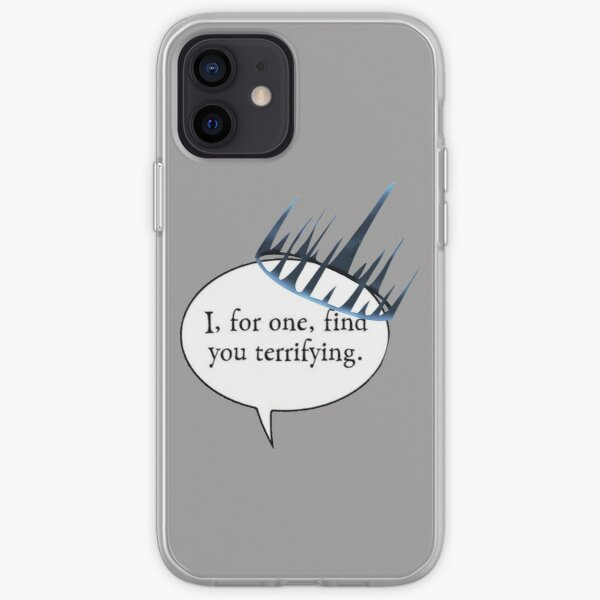 Terrifiant Coque souple iPhone