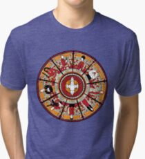 Cathedral of the Serenity Tri-blend T-Shirt