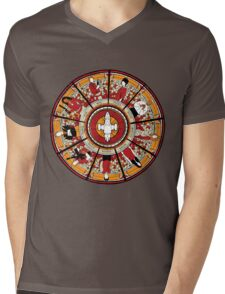 Cathedral of the Serenity Mens V-Neck T-Shirt
