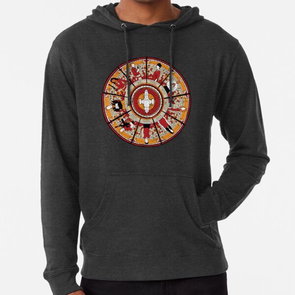 Cathedral of the Serenity Lightweight Hoodie