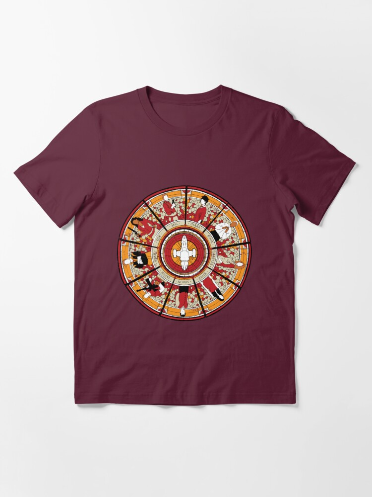 Alternate view of Cathedral of the Serenity Essential T-Shirt