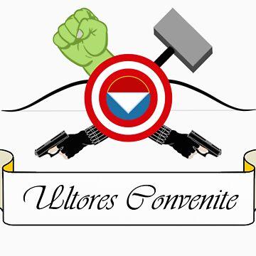 Ultores Convenites by Flynnthecat