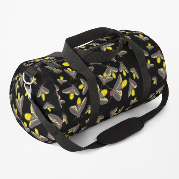 Fireflies  Duffle Bag