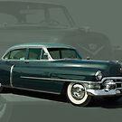 1953 Cadillac Sedan deVille by TeeMack