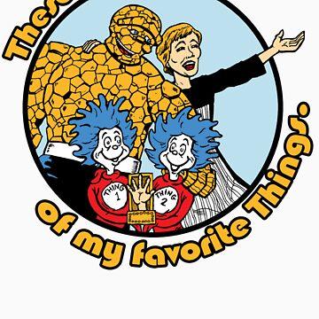 My Favorite Things by clockworkmonkey