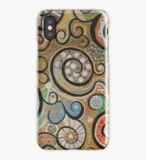 Antique Table Makeover  iPhone Case/Skin