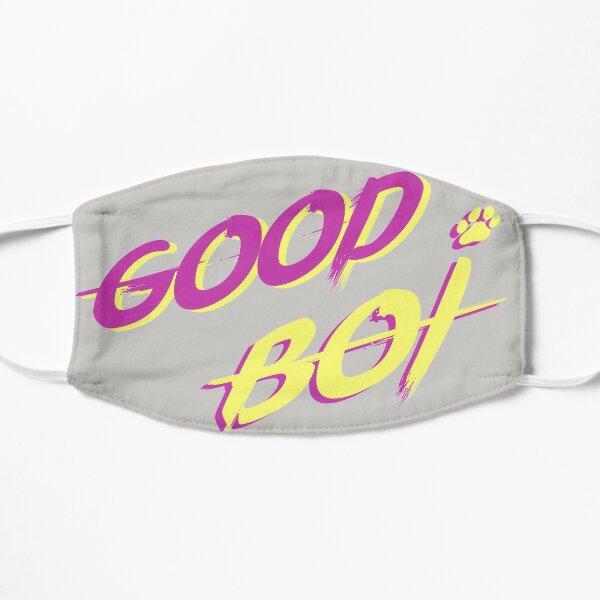 Gute Boi Vaporwave Flache Maske
