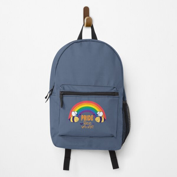 Pride month  pride bee mine Backpack
