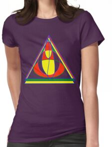 Mark of the Hallows Womens Fitted T-Shirt