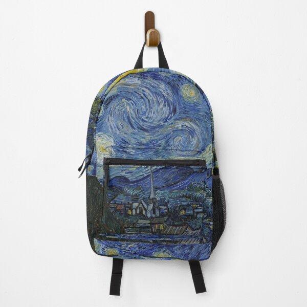 Vincent Van Gogh - Starry Night  Backpack