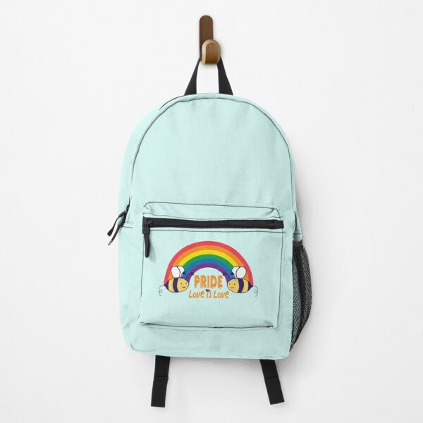 Pride month love is love Backpack