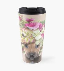 Flower Power, Kahula Travel Mug