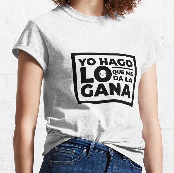 YHLQMDLG Camiseta clásica