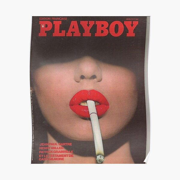 playboy cover Poster