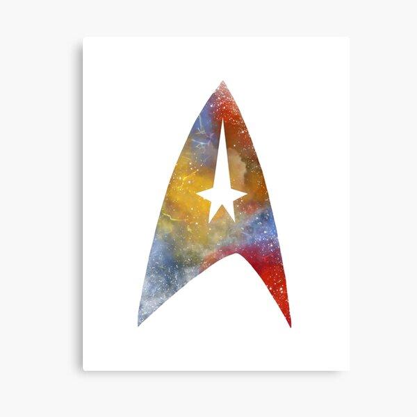 Starfleet Canvas Print