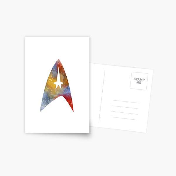 Starfleet Postcard