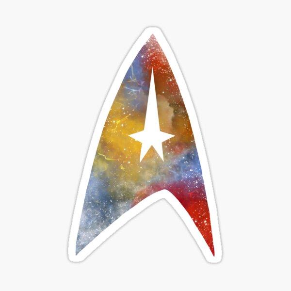 Starfleet Sticker