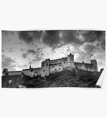 Salzburg Castle Poster
