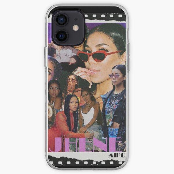 Jhene Aiko Graphic Design iPhone Soft Case