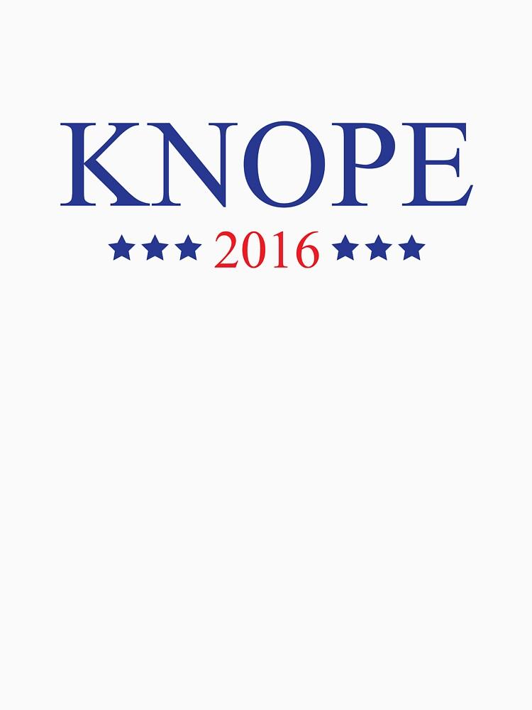 Knope 2016 by KatieBuggDesign