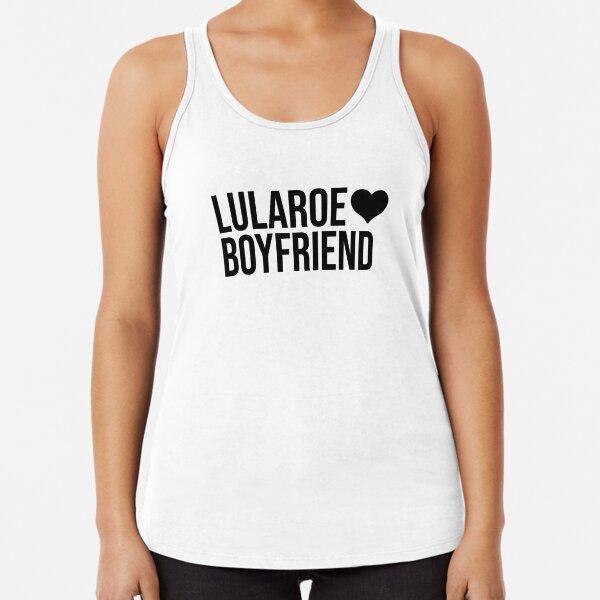 Lularoe Boyfriend Racerback Tank Top