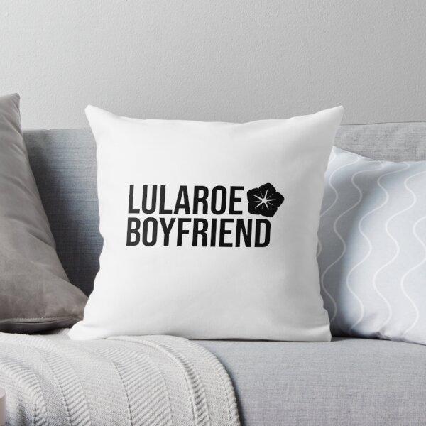 Lularoe Boyfriend Throw Pillow