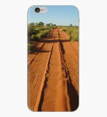 Track to Lake Gregory iPhone Case