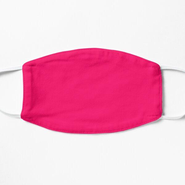 Hot Pink Flat Mask