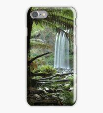 Hopetoun Falls, Otway Ranges iPhone Case/Skin
