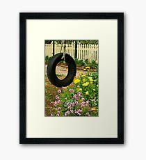 Childhood Memories Framed Print