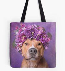 Flower Power, JD Tote Bag