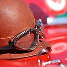 Classic Race Helmet by M-Pics