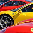 Ferrari ... by M-Pics