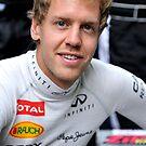 Sebastion Vettel World Champion ... by M-Pics