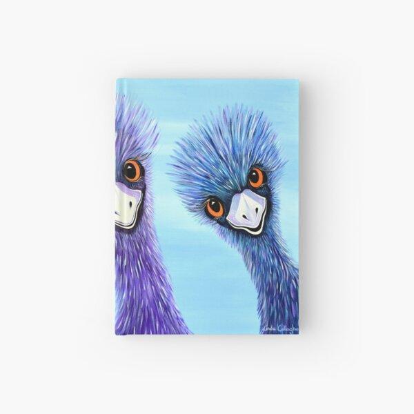 The Three Amigos - Emus Hardcover Journal
