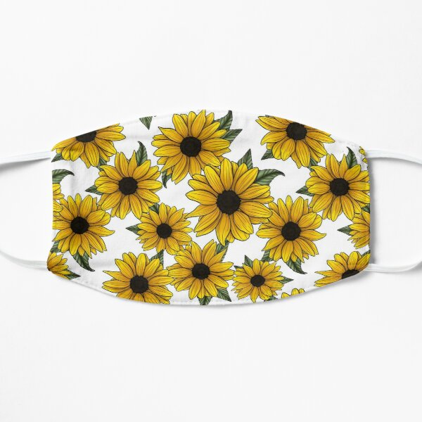 Country Sunflower Mask