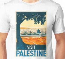 Vintage poster - Palestine Unisex T-Shirt