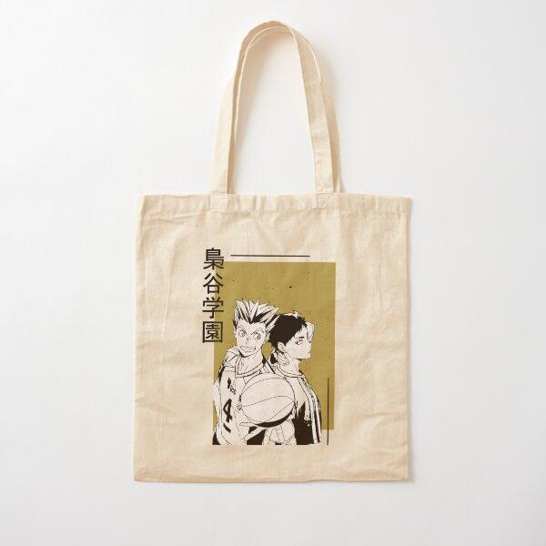 Haikyuu! Conception de personnage Fukurodani BokuAka Tote bag classique