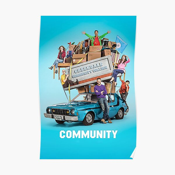 Community Poster Poster
