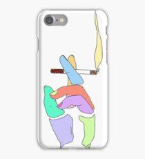 Cigarette Daydreams - In Color iPhone Case/Skin