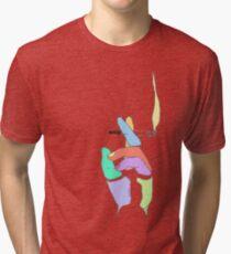 Cigarette Daydreams - In Color Tri-blend T-Shirt