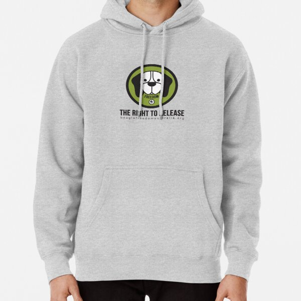 Right to Release - Beagle Freedom Australia Pullover Hoodie
