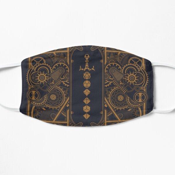 Steampunk Polyhedral Dice Sword Mask
