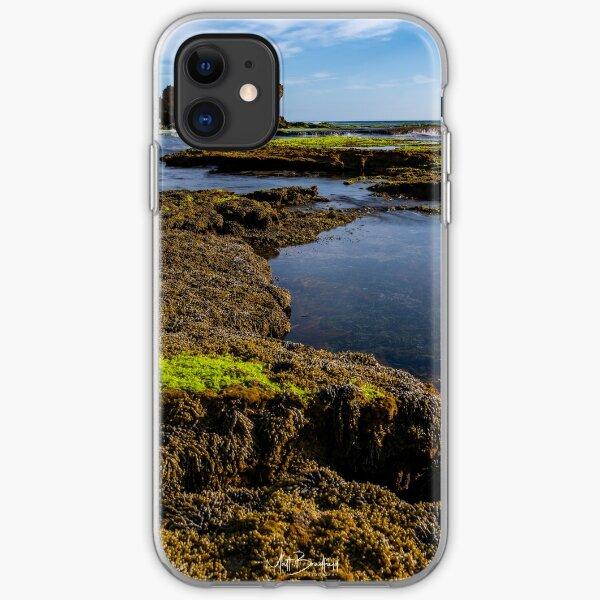 Bridgewater Bay low tide iPhone Soft Case