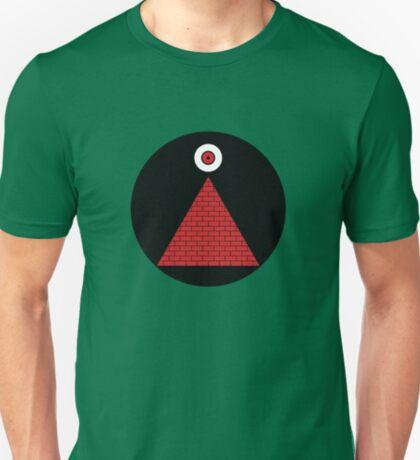 Mars Attacks flag T-Shirt